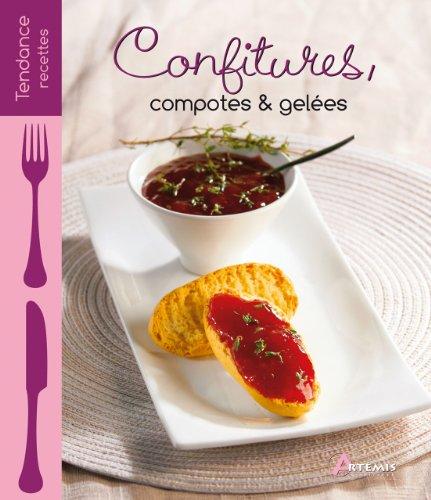 CONFITURES COMPOTES ET GELEES