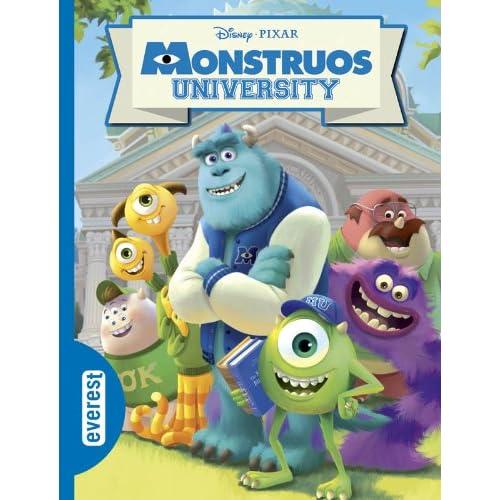 Monstruos University (Clásicos Disney) 10