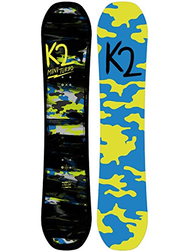 K2 Kinder Freestyle Snowboard Mini Turbo 130 2018 Boys