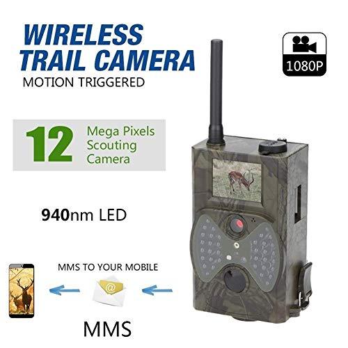 SuRose Jagdkamera , HC500M 16MP Hinterkamera MMS GSM SMS GPRS Wildlife Scouting Kamera