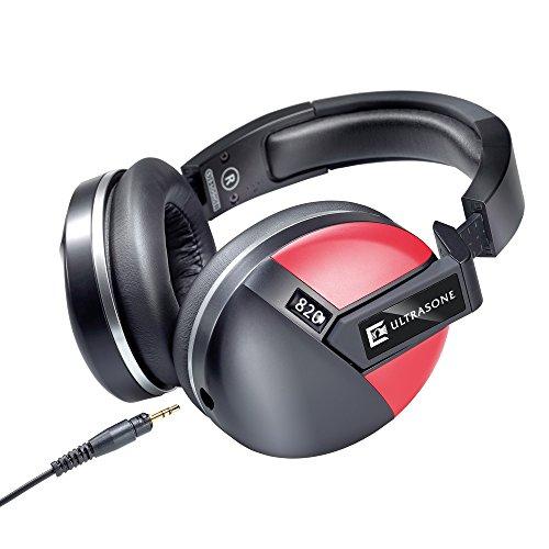 Ultrasone Performance 820 HiFi-Kopfhörer rot/schwarz - 3