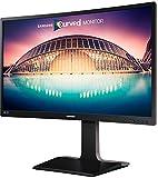 """Samsung Curved Monitor S24E650C LED-Display 59,94 cm (24"""") schwarz/silber (LS24E65KCS/EN)"""