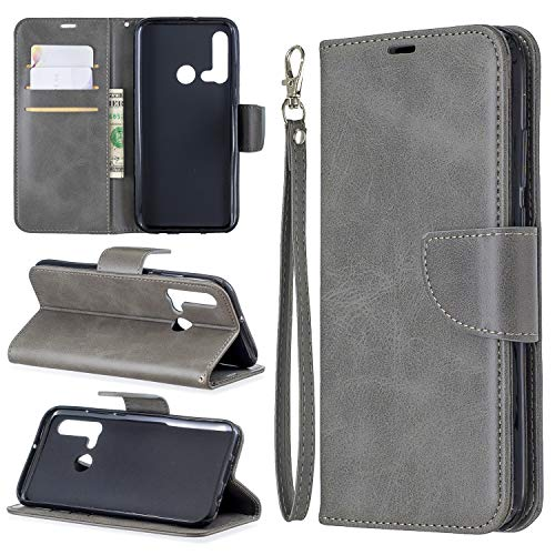 Rot Huphant Compatible for Schutzh/ülle iPhone X//iPhone XS H/ülle,Brieftasche Klapph/ülle Embossed Kartenf/ächer Solid Color Gesch/äft Wallet Flip H/ülle for iPhone X//iPhone XS Handyh/ülle