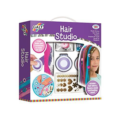 Galt Toys 1005077 Hair Haar-Studio, Mehrfarbig