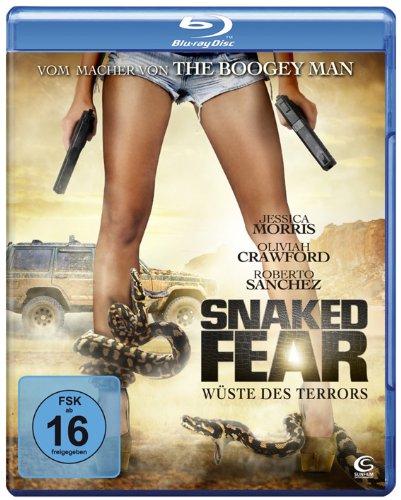 Snaked Fear - Wüste des Terrors [Edizione: Germania]