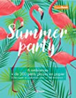 Summer party - Mon livre d'été