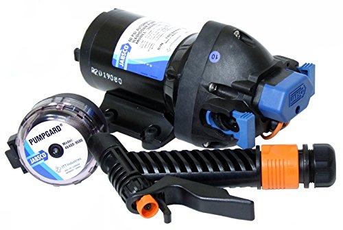 Jabsco Par-Max 4 Washdown Pump -12 Volt Model 32605-0392 Test