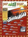 peer midi power Vol. 12 Western Classics - Klavier/Midifiles (Noten)
