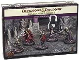 Gale Force Nine GF971001 - Brettspiele, Dungeons und Dragons, Drow War Party, 5 Figuren