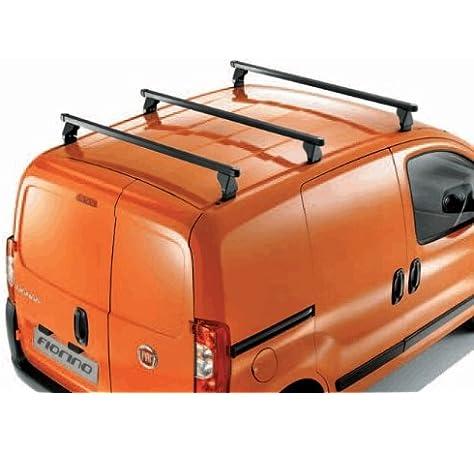 autoSHOP Kit Barre PORTATUTTO con ANTIFURTO BARRO SISTEM FURGONI per Auto Furgone Veicolo Commerciale
