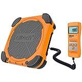 Elitech lmc-200 Balance de Réfrigérant Electronique de Chargement de Précision Calibration Poids Etalonnage Balance Poids pour Chauffage Ventilation Climatisation avec Ecran LCD