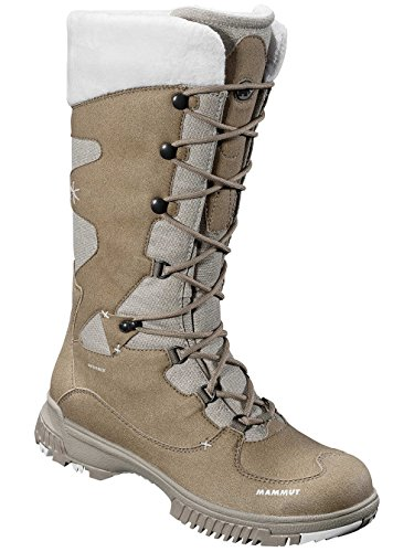 Mammut Silverheel High Winterstiefel dark taupe-white