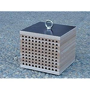 Mauerbienenkinderstube - Nisthilfe für Wildbienen
