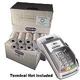 eposbits® Marke Full Größe große Rolls to Fit Verifone vx520C VX 520C Kreditkarte Terminal?80Rollen