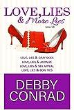 Love, Lies and More Lies - Books 5-8