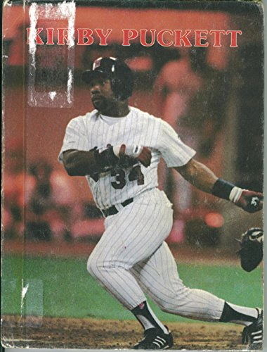 Kirby Puckett World Champions Minnesota Twins (1987 World Series) -