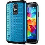 Spigen Galaxy S5 Case Slim Armor Series Electric Blue SGP10753