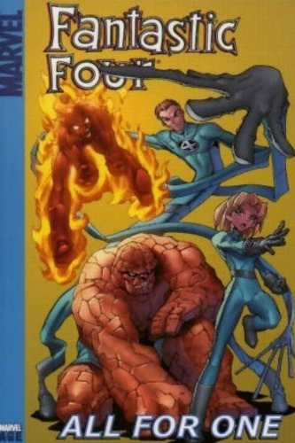 Marvel Age Fantastic Four Volume 1 Digest: All for One v. 1 (Fantastic 4 (Numbered Paperback)) by Makoto Nakatsuka (Artist), Gurihiru (Artist), Joe Dodd (Artist), (1-Aug-2004) Paperback