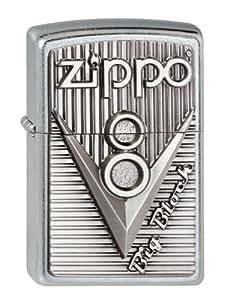 Zippo 50810882 Briquet Zippo V8 3,5 x 1 x 5,5 cm