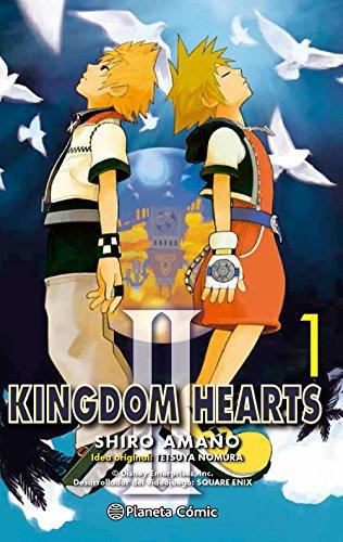 Kingdom Hearts II nº 01/10 (nueva edición) (Manga Shonen) por Shiro Amano