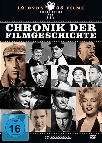 Chronik der Filmgeschichte (12 DVD)