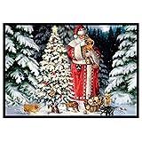 Best Imagen árboles de navidad - Cinhent - Pintura de diamante, decoración de Navidad Review