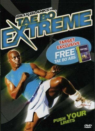 Billy Blanks Tae Bo Extreme With Tae Bo Abs 2 DVD Set region 0 Worldwide by billy blanks (Tae Bo-dvd-set)