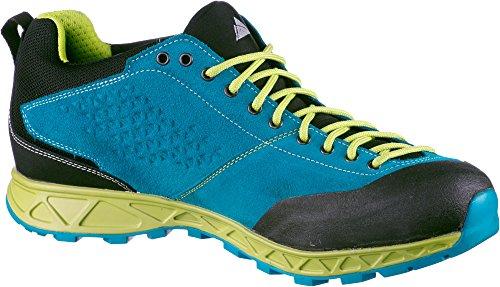 Toit Pierre Messieurs zustiegs Chaussures bleu/vert