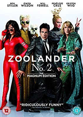 Zoolander 2 [DVD] [2016] by Ben Stiller