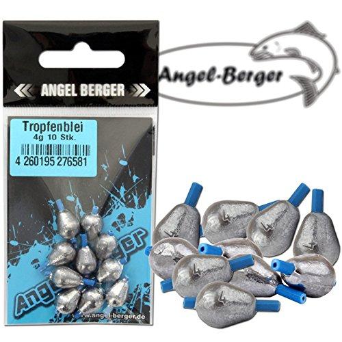 Angel Berger Tropfenblei Angelblei Blei (2g)