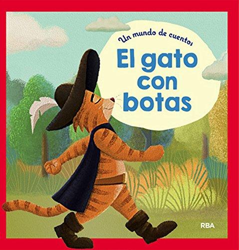Un mundo de cuentos: El gato con botas (COFRE ENCANTADO)