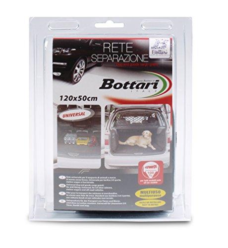Bottari 16103 Filet Séparation pour Transport des Animaux - 120 x 50 cm