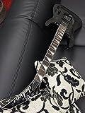 Guitares électriques JACKSON JS32 TQ DINKY DKA QUILT MAPLE TRANS BLACK Métal - moderne