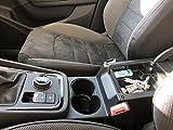 Seat Ateca 2017 2018 bac plateau console central