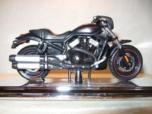 1/18 Maisto Harley Davidson 2012 VRSCDX Night Rod Special (Rod Davidson Night Harley)