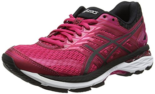 Asics Women's GT-2000 5 Running Shoes, Multicolour (Cosmo Pink/Black/White), 6 UK 39.5...