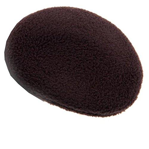 Earbags Fleece Ohrwärmer Mütze war gestern Standard Ohren Schützer, earbags fleece, Farbe braun, Größe M