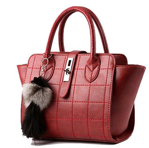 koson-man-womens-pu-leather-vintage-fox-decorate-tote-bags-top-handle-handbagwinered