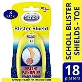 Scholl Fuß Blasenpflaster–Pack von 3