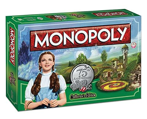 Monopoly: The Wizard of Oz 75th Anniversary Collector's Edition: Monopoly: The Wizard of Oz 75th Anniversary Collector's Edition