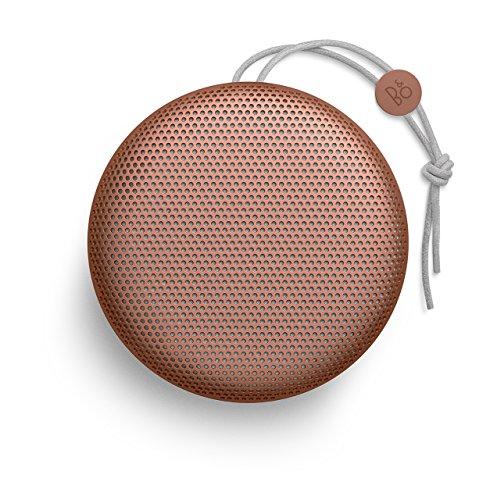 51j%2BTA9xnRL - [Euronics] B&O PLAY BeoPlay A1 Bluetooth Lautsprecher Tangerine Red für nur 149€ statt 188€