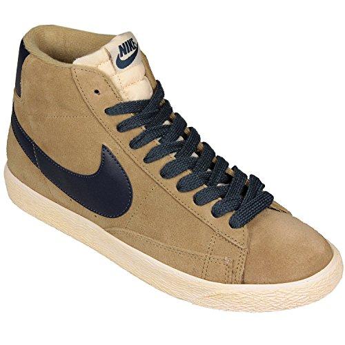 Nike M NP Hyprrcvry OTC-Calzini da uomo Beige/Navy