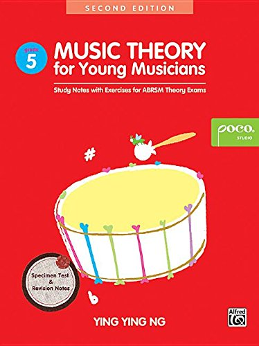 Music Theory for Young Musicians Grade 5 Second Edition (Poco Studio Edition)