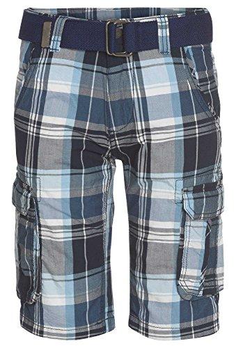 gato-negro-leichte-karo-shorts-mit-cargotaschen-kinder-jungen-shortskinder-shortskaro-shorts-dunkelb