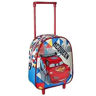 CARS Trolley Infantil 28 Bts16 Ca Trolley Infantil Niño Rojo