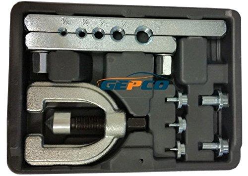 Bördelgerät Bördel Werkzeug Bremsleitung bördeln Leitung börteln Börtelgerät