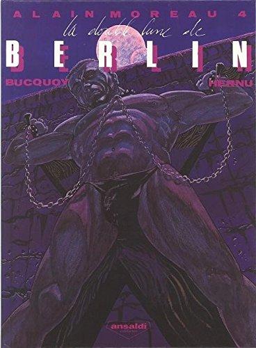 alain moreau - la double lune de Berlin