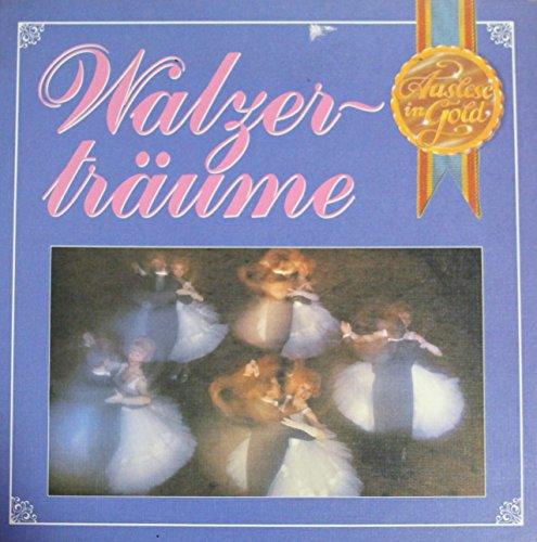 Preisvergleich Produktbild Auslese in Gold - Walzerträume / 3 LP / 38098 0 / LP / Schallplatte / Vinyl