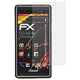atFolix Folie für Marshall Headphones London Displayschutzfolie - 3 x FX-Antireflex-HD hochauflösende entspiegelnde Schutzfolie