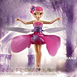 #3: Flutterbye Flying Fairy Princess Doll with Charger